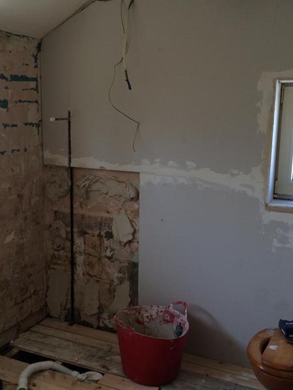 bathroom refurbishment before 2